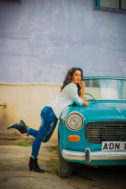 Actress Chetana Uttej Latest Hot Photoshoot Stills Actress Trend