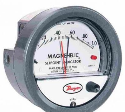Dwyer Series 2000-SP Magnehelic® Differential Pressure Gages