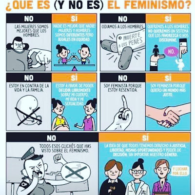 feminismo, feminista, 8 de marzo, huelga, mujer
