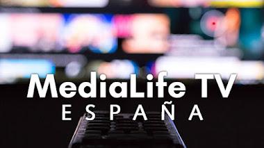 MediaLife TV (España) | Canal Roku | Películas y Series, Música y Radios Online, Televisión en Vivo
