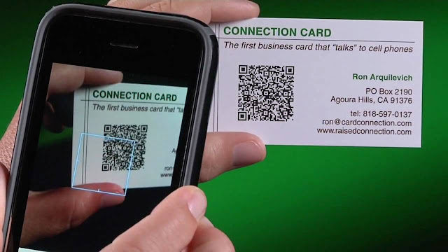 QR Code As Business Card wechat feature