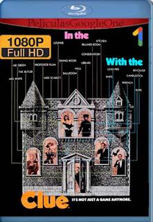 Clue[1985] [1080p BRrip] [Latino- Ingles] [GoogleDrive] LaChapelHD