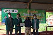PEMA dan BEM FKIP Universitas Abulyatama Laksanakan Sosialisasi Pendidikan dan Berbagi Takjil