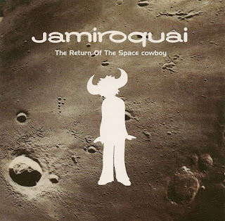 The Return of the Space Cowboy by Jamiroquai.