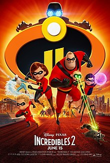 Film Fiksi Incredibles 2
