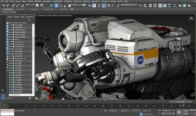 تحميل برنامج Autodesk 3ds Max 2021 مجانًا