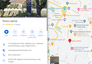 Tempat Sewa Laptop Untuk Mahasiswa Bulanan Di Semarang