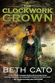 Guest Blog by Beth Cato