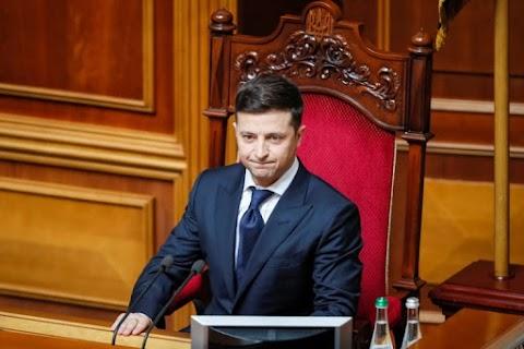 Jelentősen visszaesett Zelenszkij népszerűsége az ukránok körében