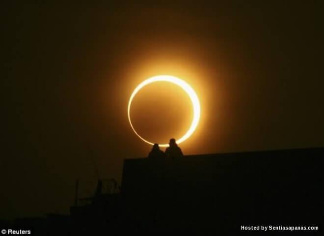 Solat Sunat Gerhana Bulan
