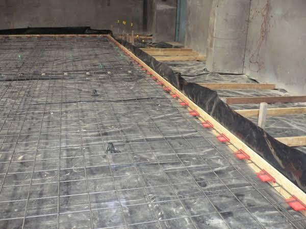 Menghitung tebal plat lantai