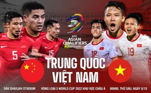 Việt Nam - Trung Quốc: Văn Đức đá chính