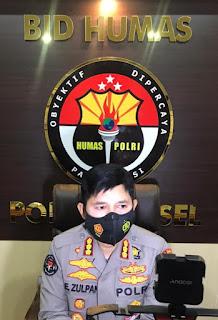 Semangat HUT RI Ke-76, Kabid Humas Polda Sulsel Ajak Masyarakat Sulsel Bersatu Lawan Covid-19