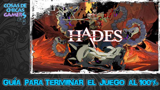 Guía de Hades para completar juego al 100%