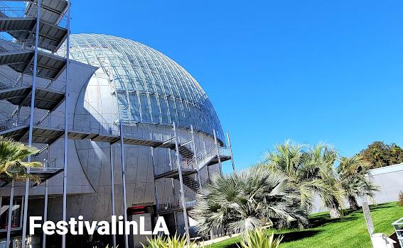 David Geffen Theater - Academy Museum of Motion Pictures  Photo by José Alberto Hermosillo, Festival in LA ©2021