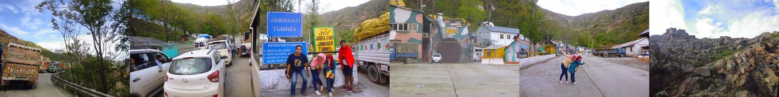 Journey from Jammu to Kashmir