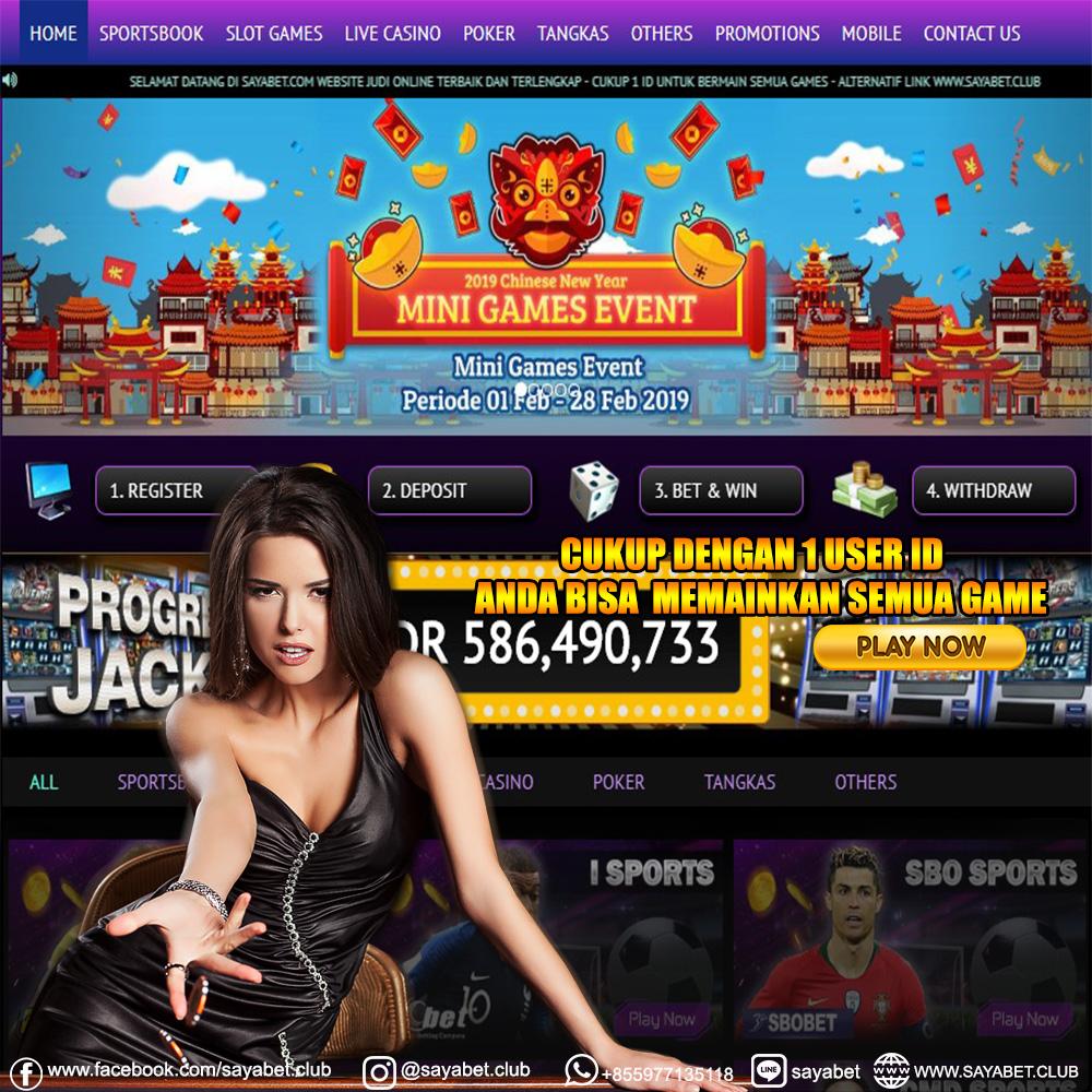 Sayabet - Web Judi Online Terbaik dan Terpercaya - Page 2 Promosiiiiiii