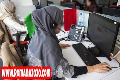 أخبار المغرب مراكز النداء centre d'appel خطر حقيقي للمستخدمين جراء فيروس كورونا المستجد covid-19 corona virus كوفيد-19