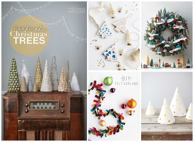 5 Weekend Projects to Try: Christmas Decorations