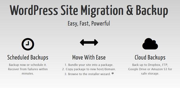 Duplicator Pro v4.0.2.1 - WordPress Site Migration / BackUp