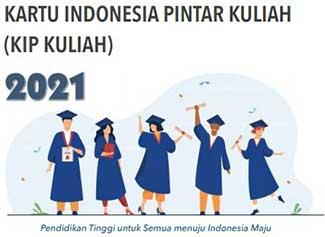Cara daftar KIP Kuliah 2021/2022