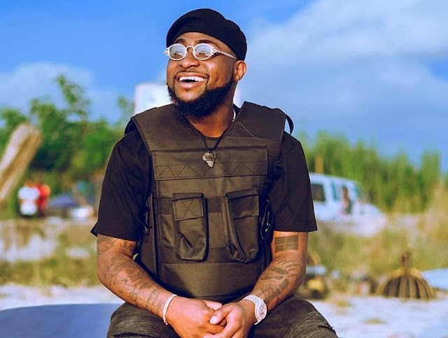 'Please Stop Burning Police Stations' - Davido Begs Nigerians In New Tweets