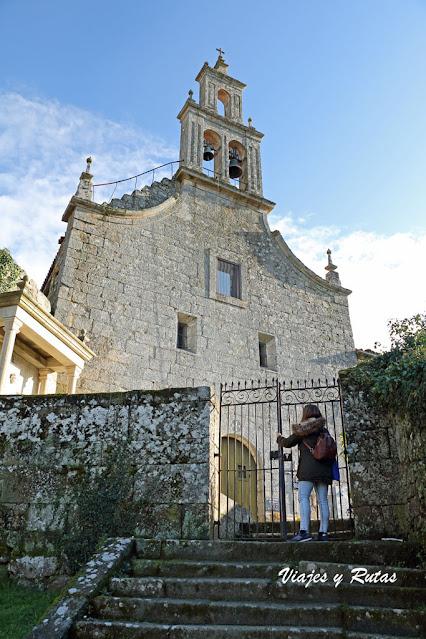 Qué ver en Allariz: Iglesia de Santa María de Vilanova