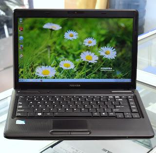 Jual Laptop Toshiba Satellite C640 ( P6200 ) di Malang