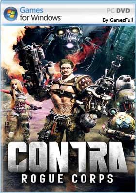 Contra Rogue Corps PC [Full] Español [MEGA]