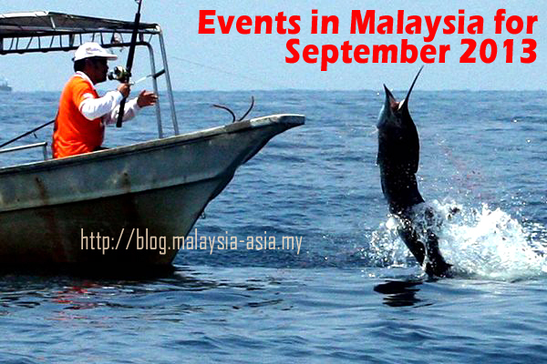Malaysia Events September