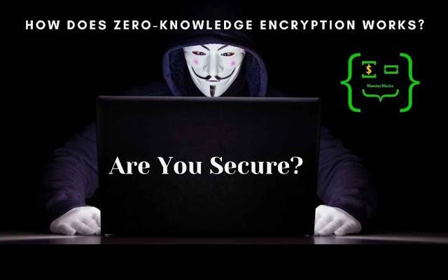What is Zero-Knowledge Encryption