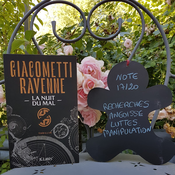 Le cycle du soleil noir, tome 2 : La nuit du mal de Eric Giacometti et Jacques Ravenne
