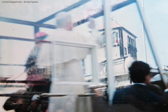 VISITA DO PAPA À MADEIRA - 1991