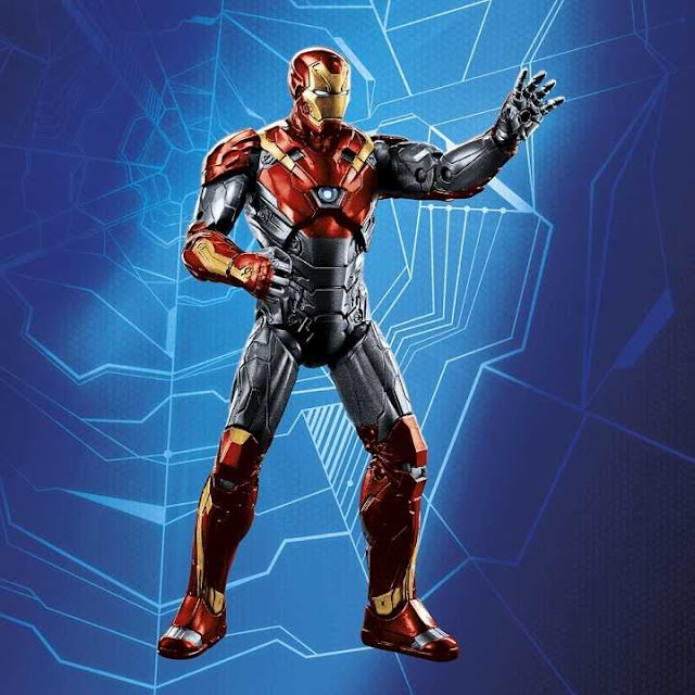 Traje de Iron Man en Spider-Man: Homecoming