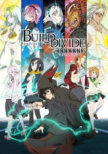 Build Divide -#00000 (Code Black)-