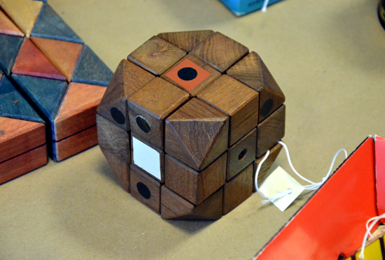 Magic Cube prototype replica