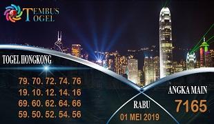 Prediksi Angka Togel Hongkong Rabu 01 Mei 2019
