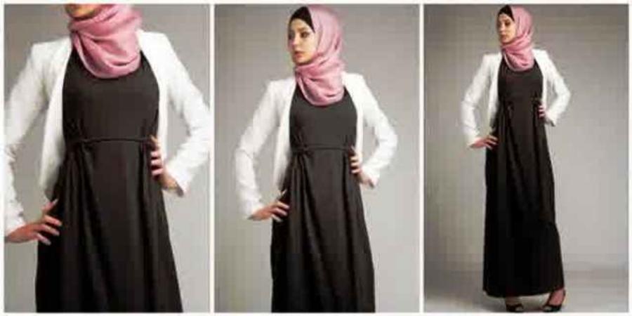 Baju Hamil Muslim Untuk Kerja 24 Contoh Model Baju Hamil