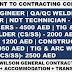 Woolly Wilson General Contracting LLC Abu Dhabi UAE Urgent Vacancy