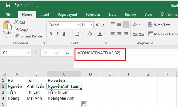 Tổng hợp các hàm cơ bản trong Excel dành cho dân văn phòng