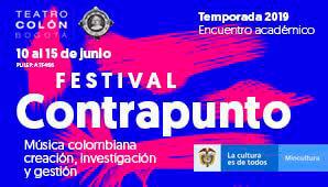 CONTRAPUNTO | FESTIVAL DE MÚSICA COLOMBIANA