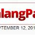 #WalangPasok: Class Suspension on September 12, 2017