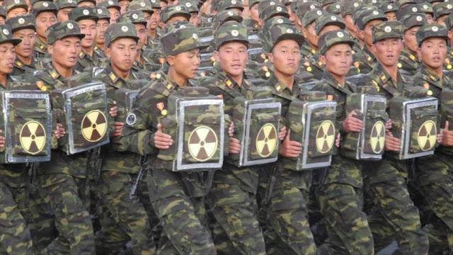 Pyongyang promete una respuesta 'igual' a ataque nuclear enemigo