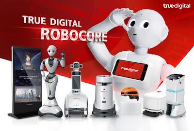 """ล้ำไปอีกขั้น True Digital Solution พลิกโฉมวงการหุ่นยนต์ เสริมแกร่งธุรกิจทุกอุตสาหกรรม เปิดตัว """"True Digital RoboCore"""" โซลูชันหุ่นยนต์อัจฉริยะครบวงจร รายแรกในไทย"""