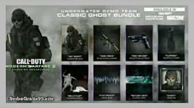Spesifikasi PC untuk Call of Duty: Modern Warfare 2 Remastered