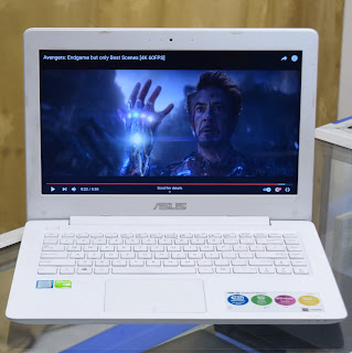 Jual Laptop Gaming ASUS X456U Core i5 Double VGA