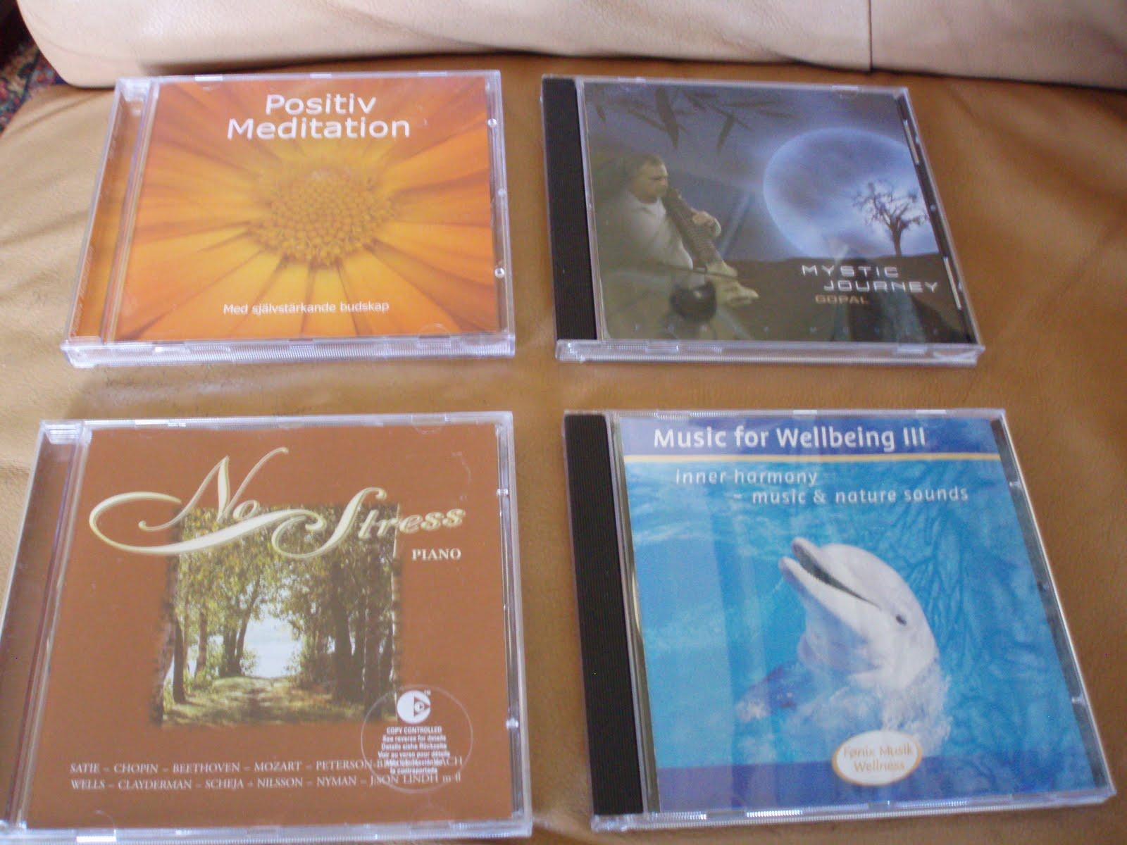 Meditativ musik som biter i skinnet