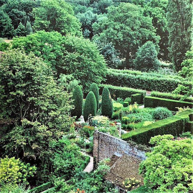 Gardens in Sissinghurst