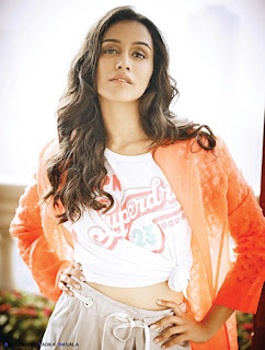 Shraddha Kapoor Looks sexy in Pics from Filmfare Magazine August 2016