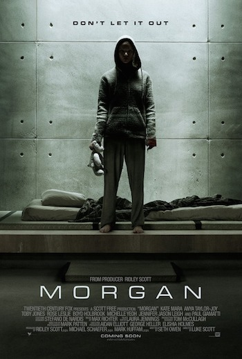 Morgan 2016 English Movie Download